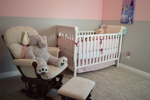 Best nursing rocking chairs for baby