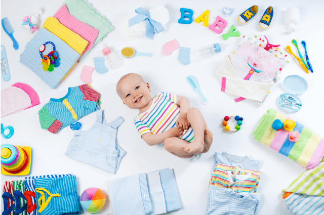 The ultimate guide to baby clothes