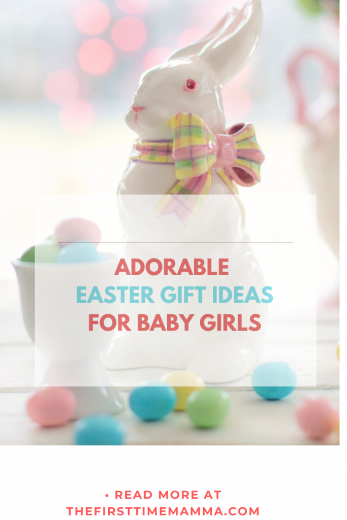 Adorable Easter Gift ideas for baby girls
