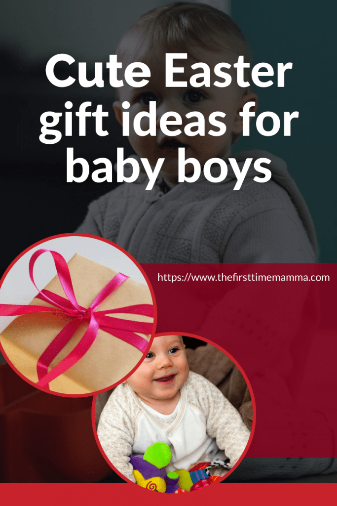 Cute Easter gift ideas for baby boys