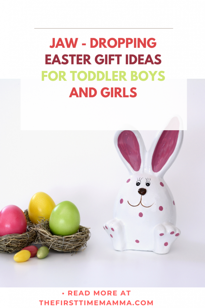 Easter gift ideas for toddlers boys and girls