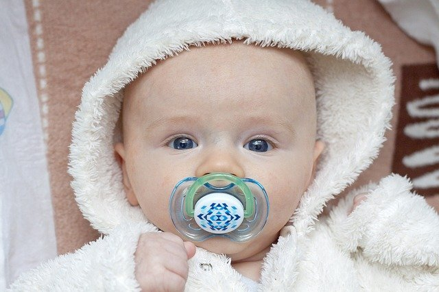 I don't want to give my baby a pacifier