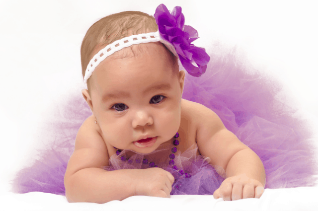 Most unique baby girl names in the world