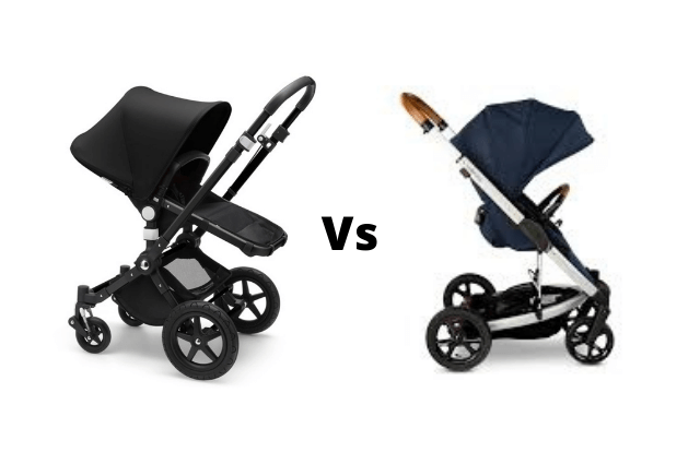 Bugaboo vs Redsbaby