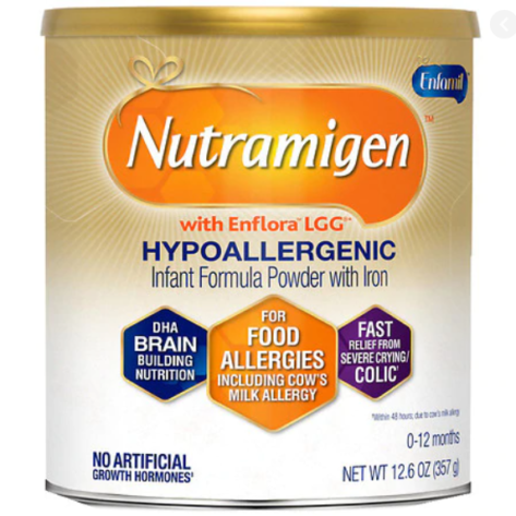 Is there a generic Nutramigen