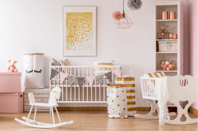 Guide to baby nursery