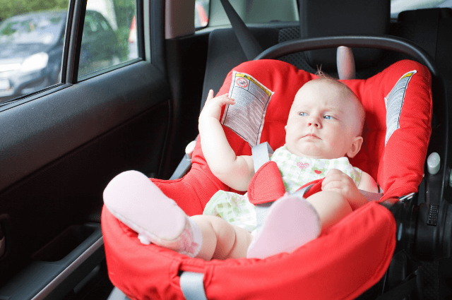 How to keep baby cool in a car with no AC
